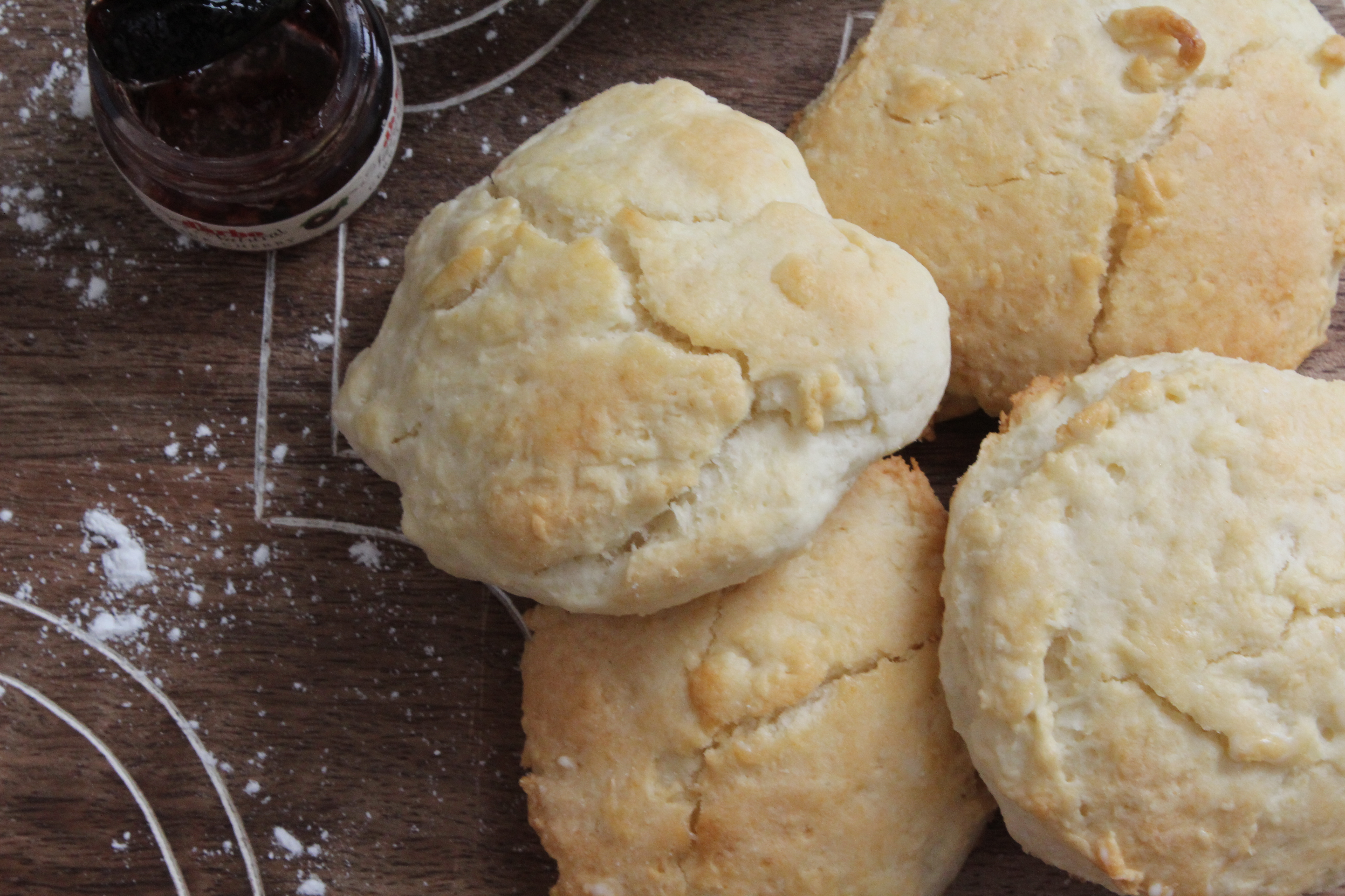 Recipe Homemade Biscuits