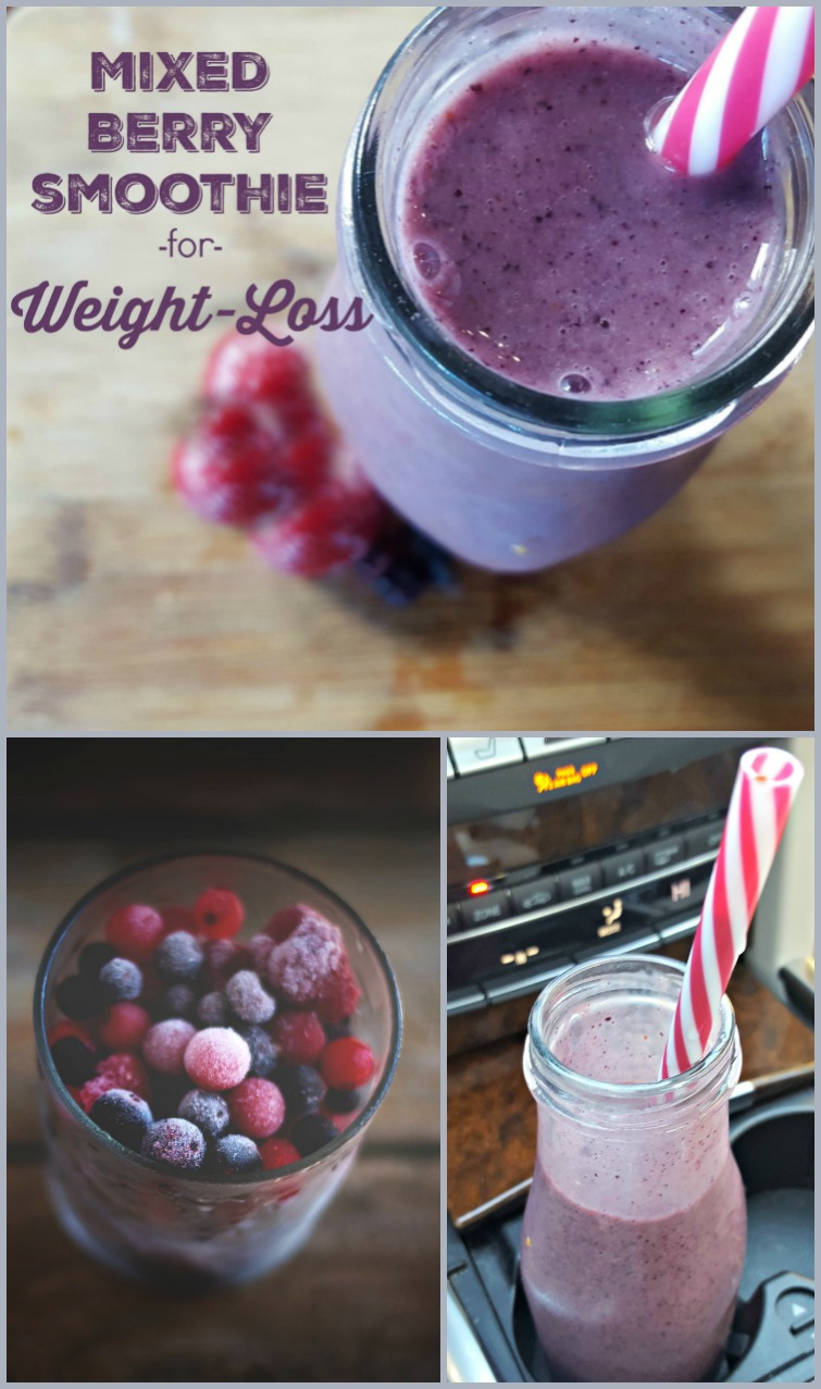 Delicious Mixed Berry Smoothie Recipe