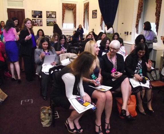 Latism Goes to the White House
