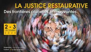 AGEN - Colloque : la justice restaurative : des frontières plurielles et mouvantes @ ENAP - Agen