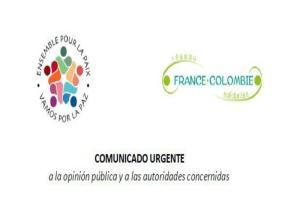 Comunicado Pour Paix