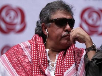 Santrich comunicado FARC