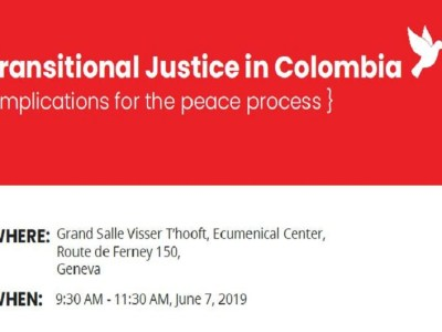Event Transitional Justice