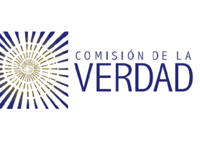 Comisión de la Verdad Logo