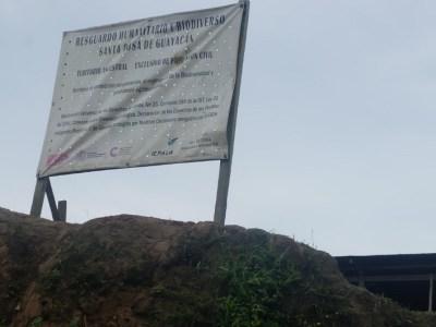 Confinamiento Santa Rosa de Guayacán