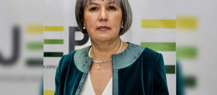 Patricia Linares JEP