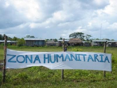 Zona Humanitaria