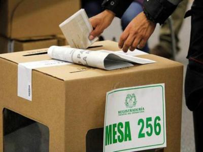 Elecciones Voto Registraduria