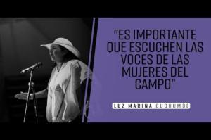 Cauca Luz Marina Cuchumbe