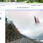 God photo in Google Map, location in Quarten, Walensee