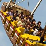 Vikings in Dream World Langsit Bangkok Thailand