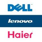 Dell Lenovo Haier