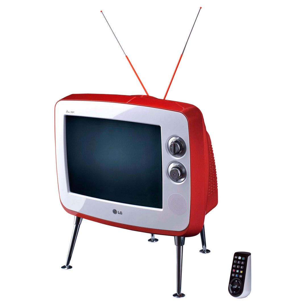 LG Classic TV