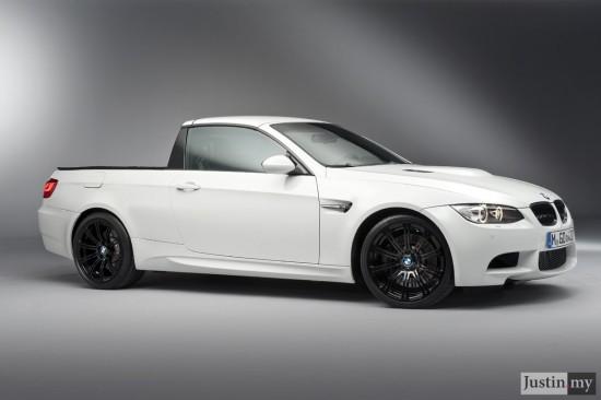 BMW M3 Pickup 4