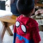 Spiderman 4's Son in 2012