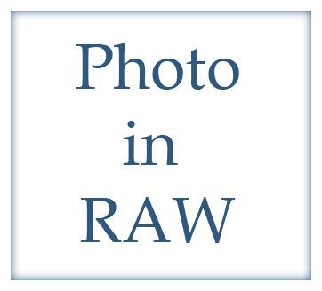 Photo in RAW