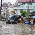 Flooding in Pattaya
