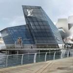 Louis Vuitton Island Maison Aerial View
