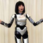 Robot can walk like human soon . . .