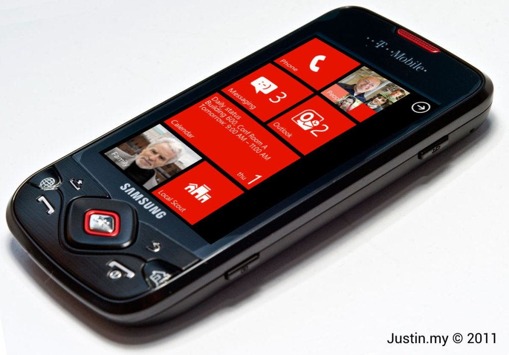 Windows Mobile Phone in Android