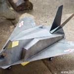 DIY Lockheed F-117 Nighthawk