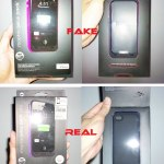 Fake Mophie Juice Pack Plus for iPhone 4 / 4S in the Market