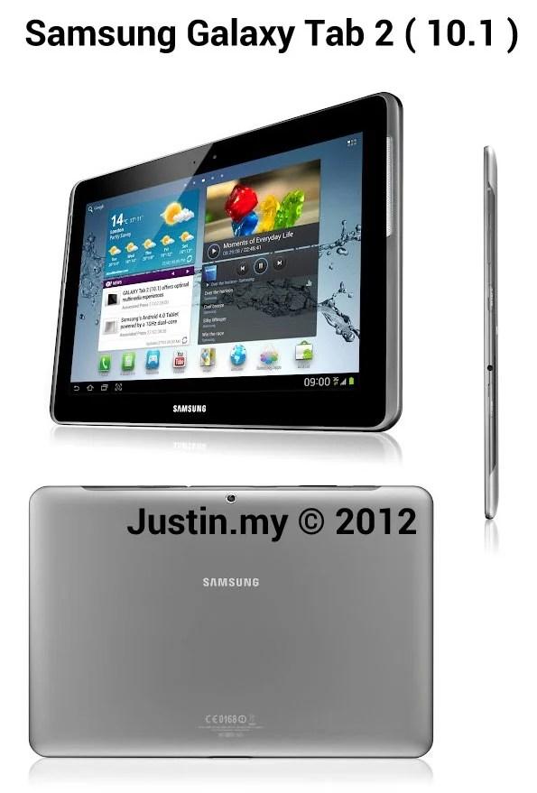 Samsung Galaxy Tab 2 10.1 vs Samsung Galaxy Tab 2 7.0