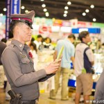 Thai Police Loves Android Tablet