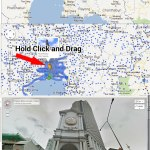 How to see Street View in Google Map