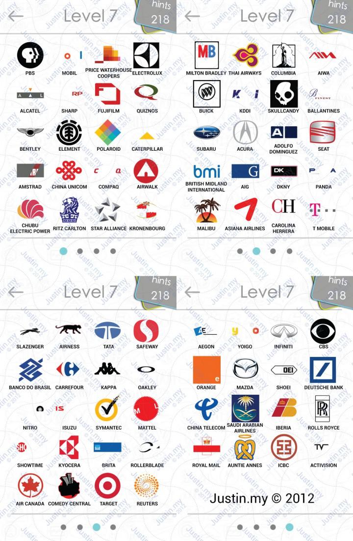 logos quiz answers level 7 v2