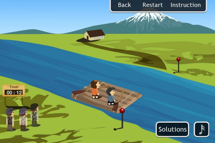 River Test Solution 3 Soldiers main