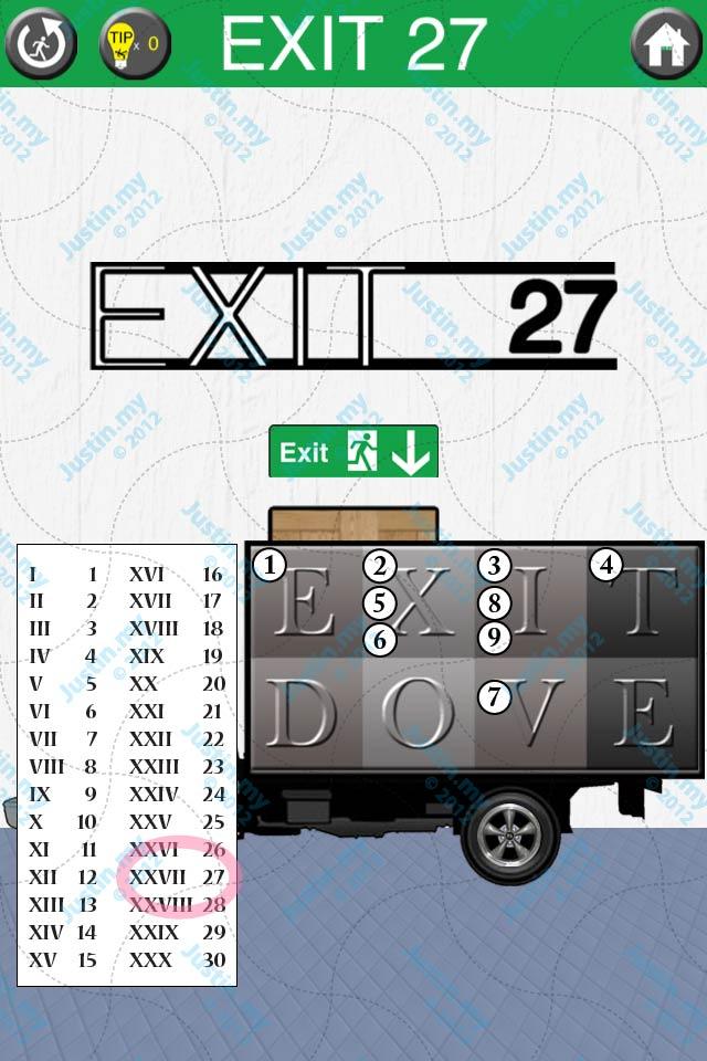 100 Exits Level 27 v2