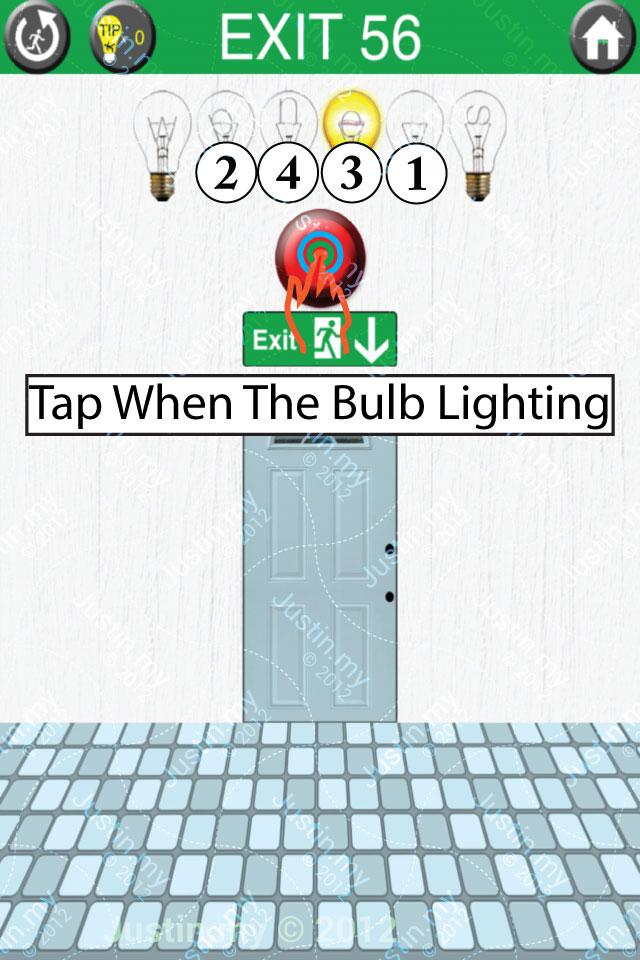 100 Exits Level 56