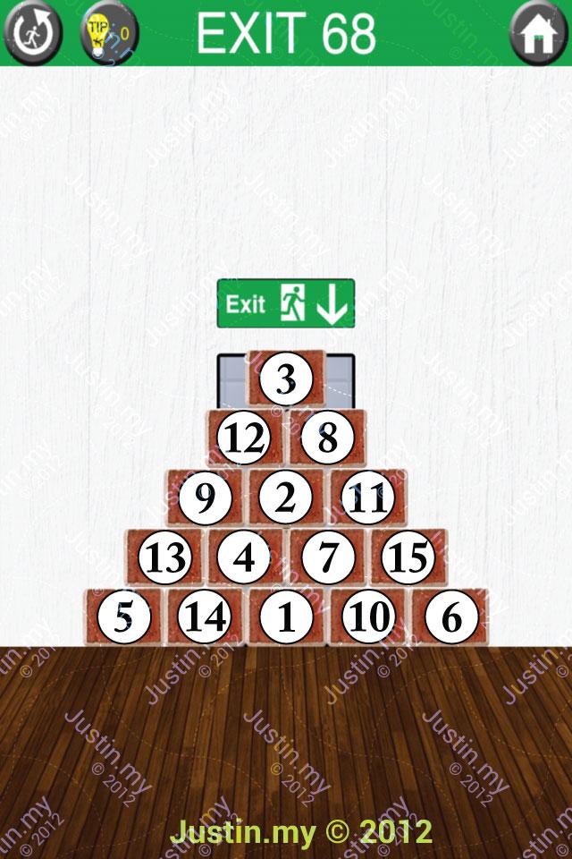 100 Exits Level 68
