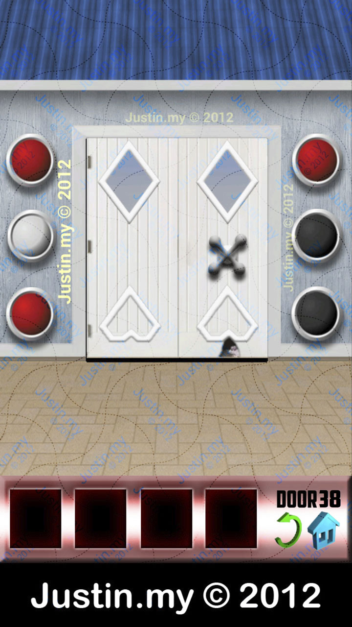 100 Doors X Level 38