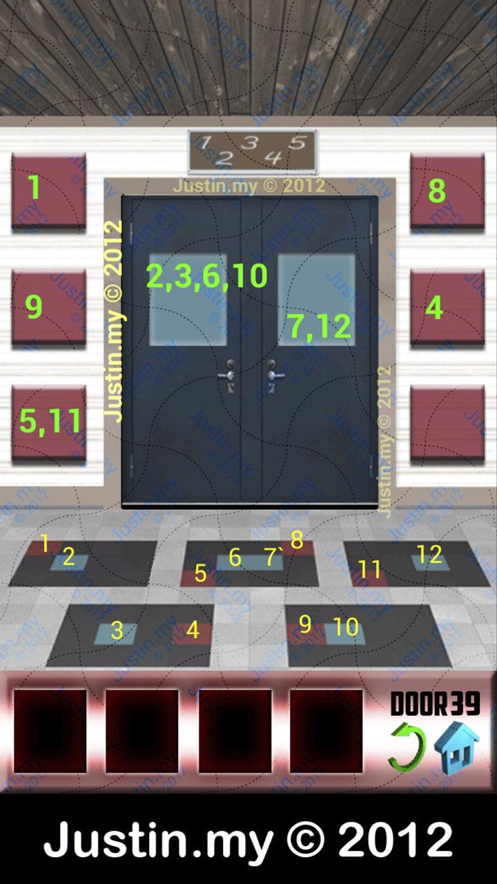 100 Doors X Level 39