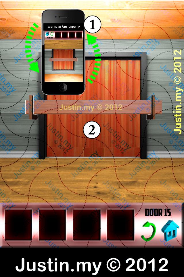 100 Doors X Walkthrough Level 15