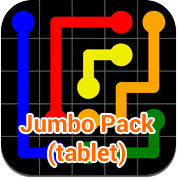 Flow Game Jumbo Pack Tablet