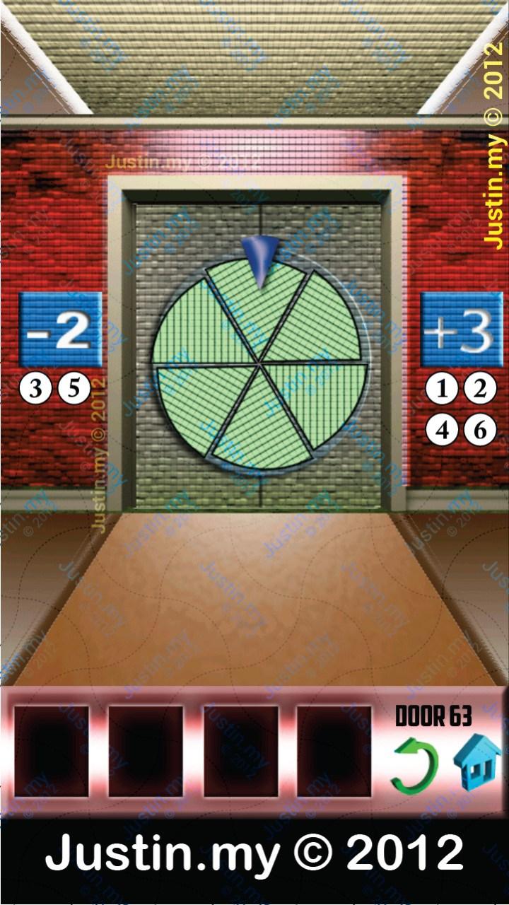 100 Doors Level 63