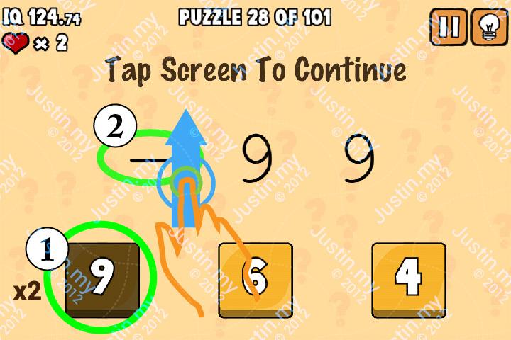 Whats My IQ Cheats Level 28