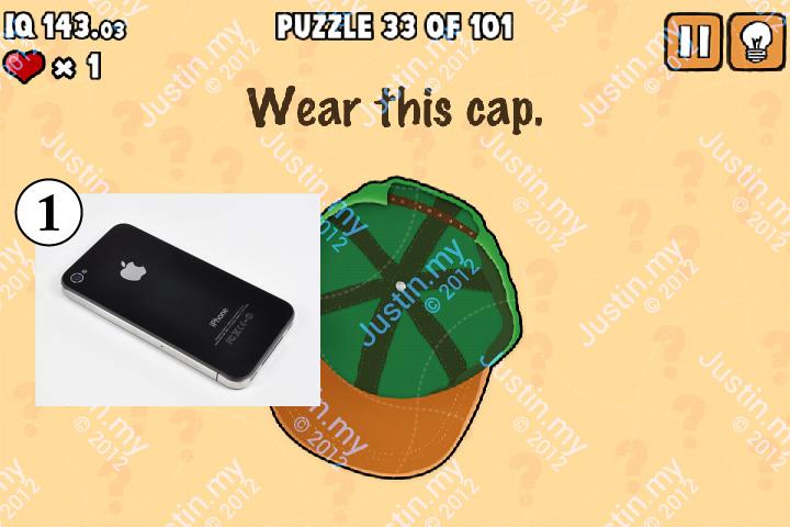 Whats My IQ Cheats Level 33