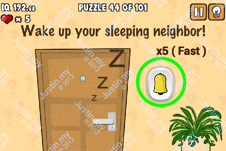 Whats My IQ Cheats Level 44
