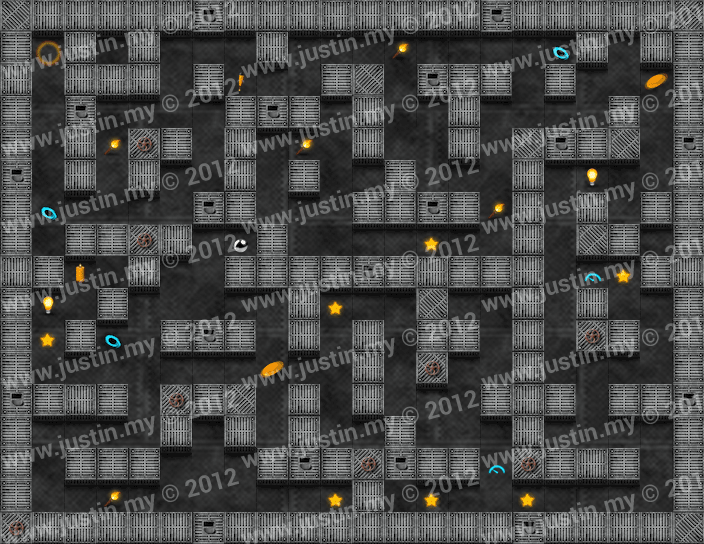 Reveal the Maze Level 1-13