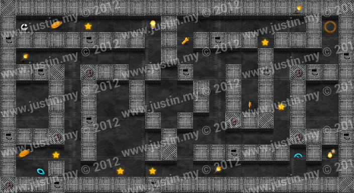 Reveal the Maze Level 1-18