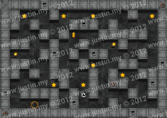 Reveal the Maze Level 1-3