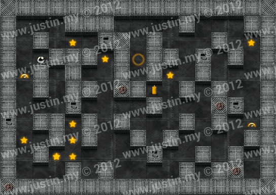 Reveal the Maze Level 1-4