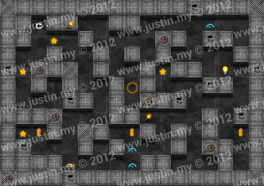 Reveal the Maze Level 1-6