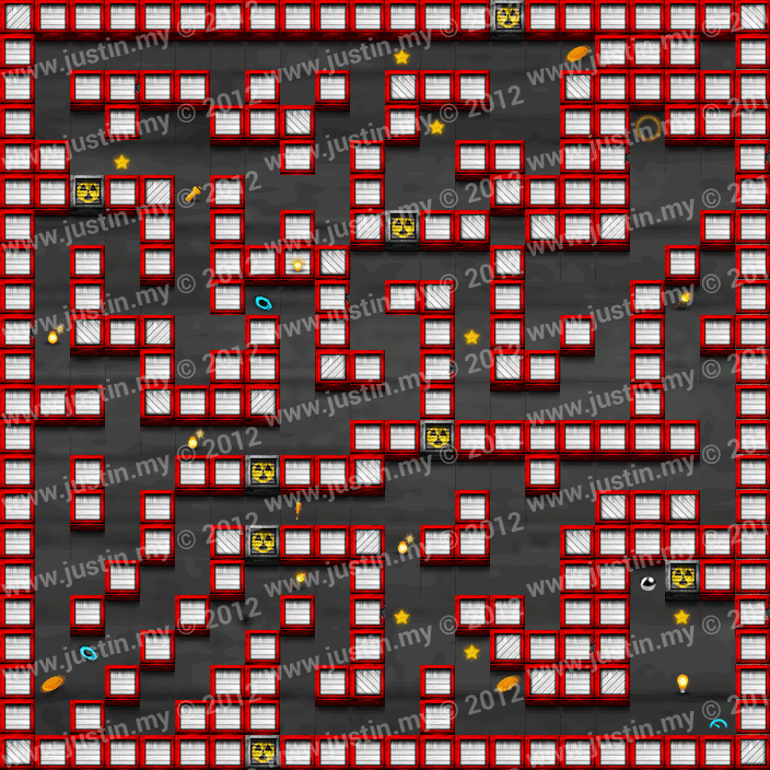 Reveal the Maze Level 2-16