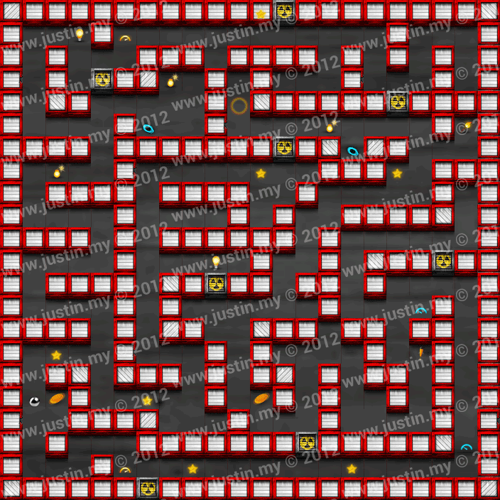 Reveal the Maze Level 2-17