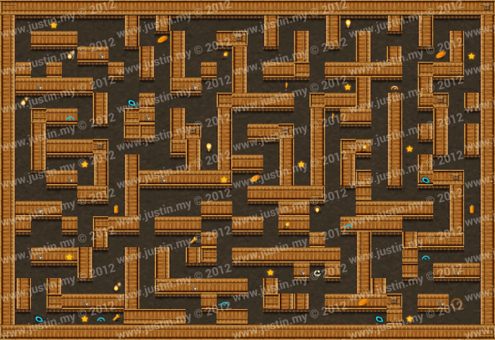 Reveal the Maze Level 3-14